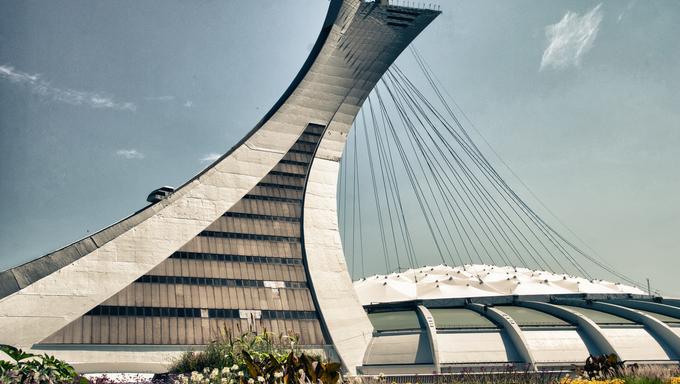Montreal Stadium, Canada