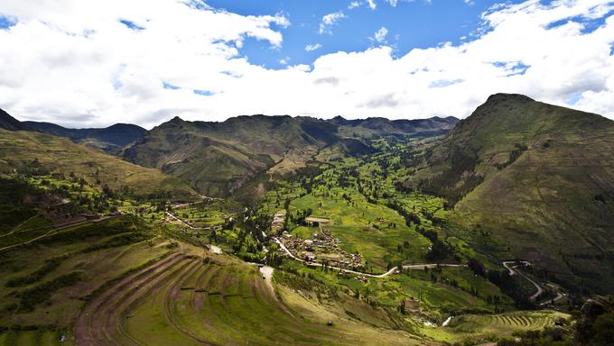 Valle Sagrado, Cusco, Peru.