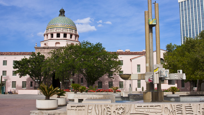 Pima County Courthouse is the former main county courthouse building in downtown Tucson, Arizona.