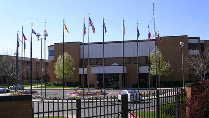 The Missionary Training Center located in Provo.