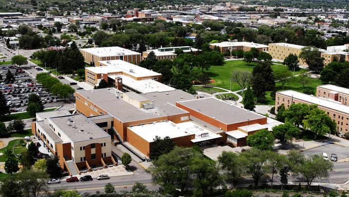 Idaho State University Campus.