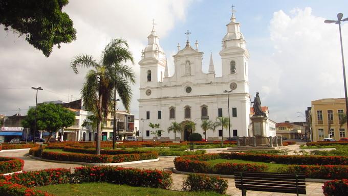 Catedral Metropolitana de Belém do Pará.