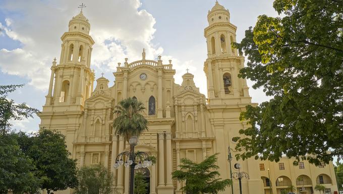 Catedral Hermosillo