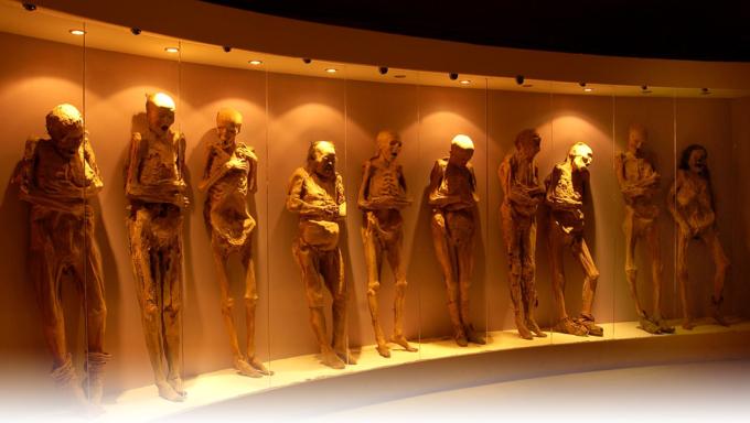Museo de las momias  Guanajuato