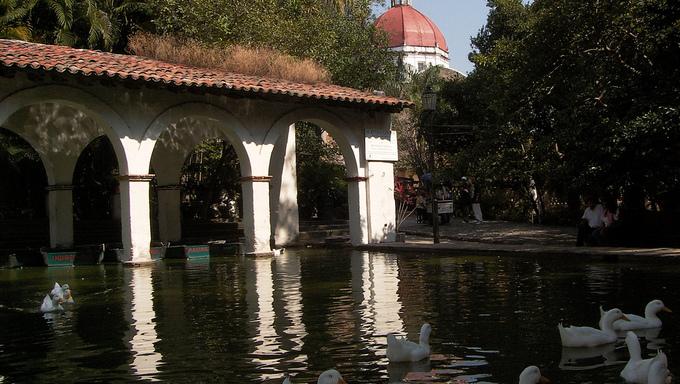 Parque de Morelos