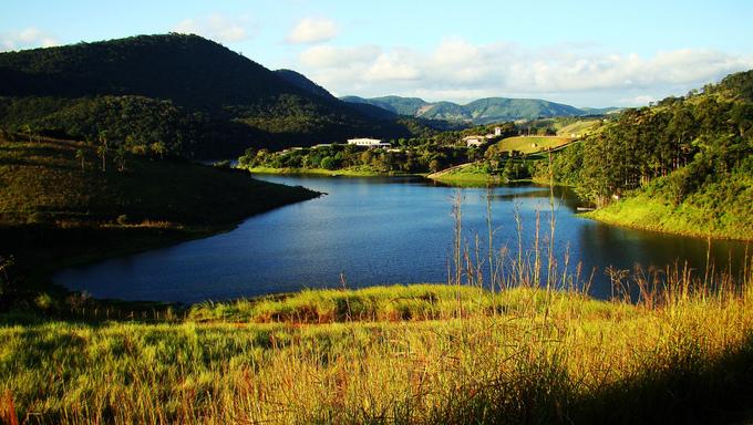 The Rio Atbainha, a river found in the Campinas mission boundaries.