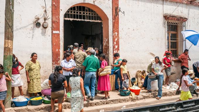 People from Copan - Honduras