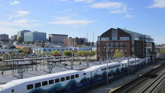 Everett, Washington, a suburb of Seattle.
