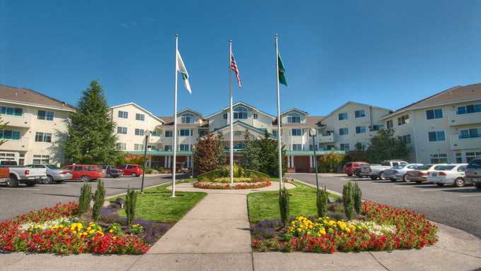Touchmark At Fairway Village Assisted Living And Memory Care Vancouver Washington.