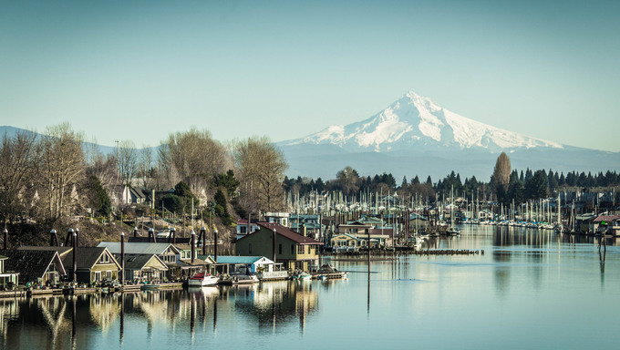 Vancouver, Washington is the fourth-largest city in the state with a population of 167,405.