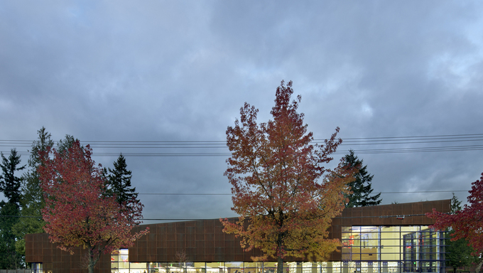 The Federal Way 320th Library.