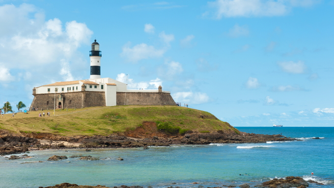 Barra lighthouse, Salvador - Bahia - Brazil