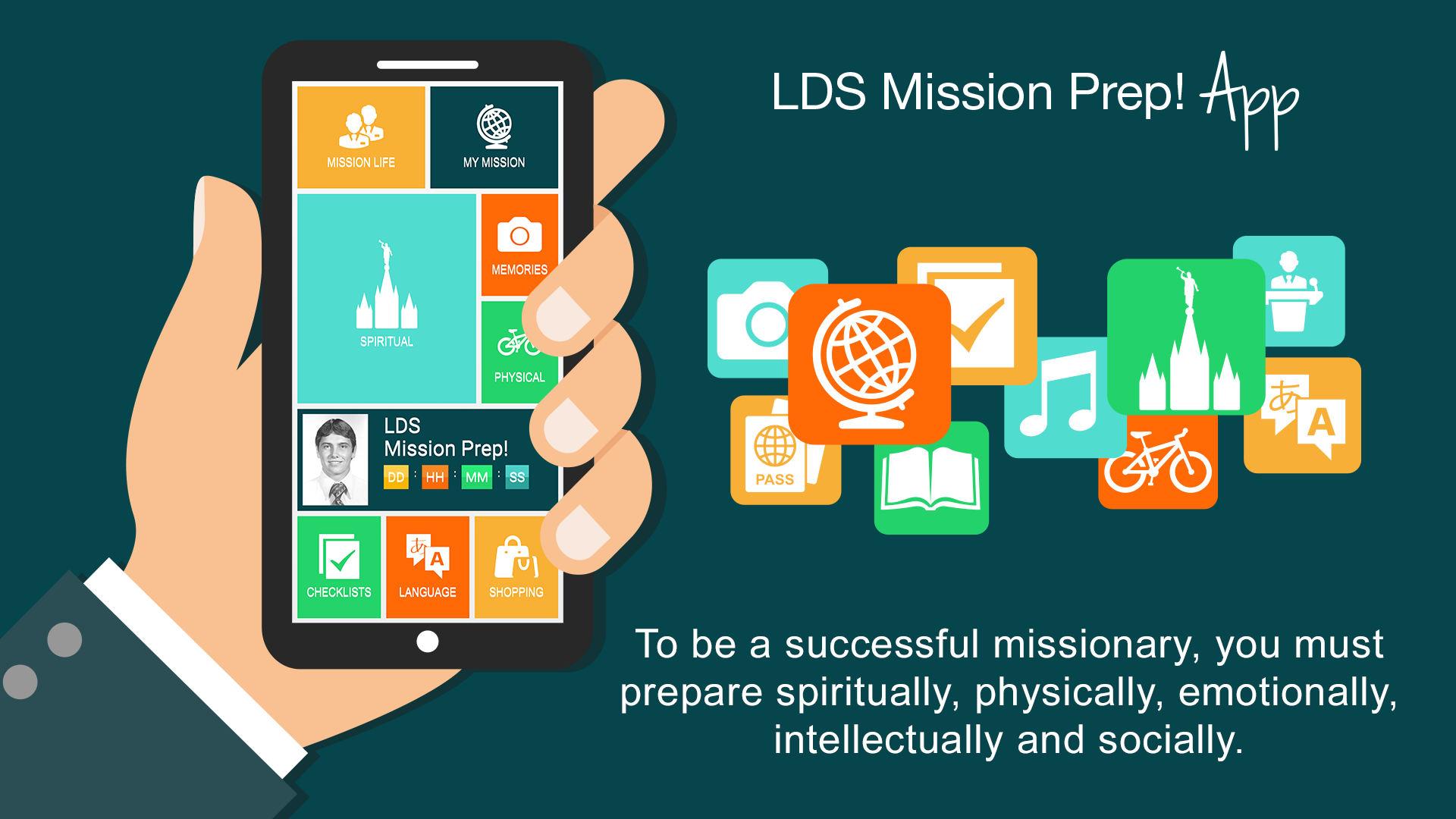 LDS Mission Prep