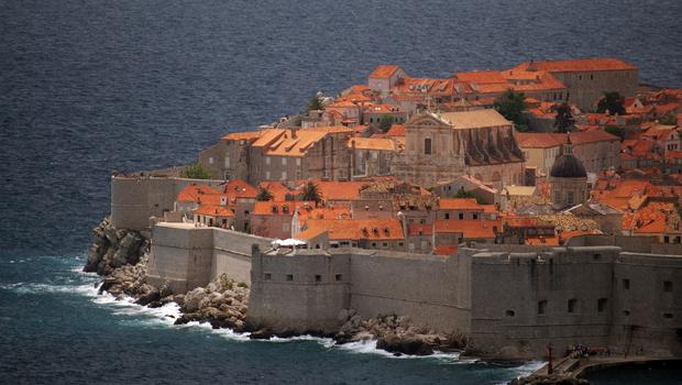 Croatia Dubrovnik Old Town