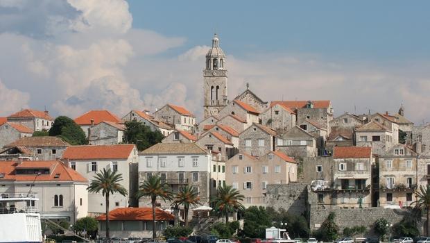 Croatia Korčula Island Near Dubrovnik 02