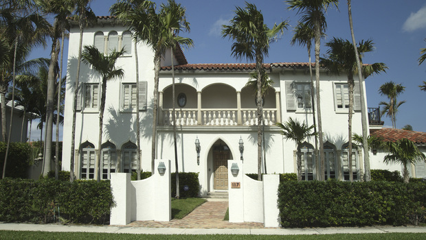 USA, Florida, Palm Beach, residence, architecture