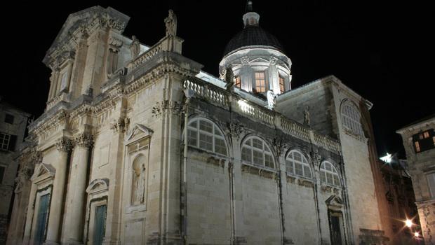 basilica in Dubrovnik