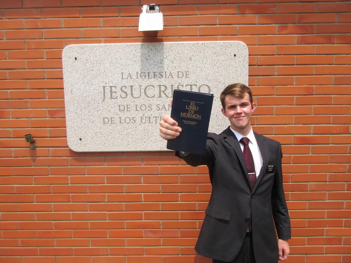 Elder Zachary Payne