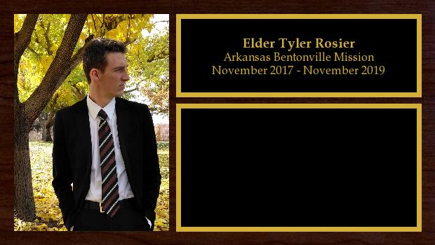 November 2017 to November 2019<br/>Elder Elder Rosier