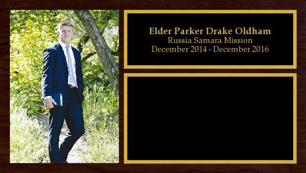 December 2014 to December 2016<br/>Elder Parker Drake Oldham