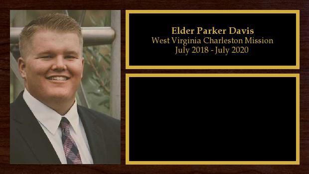 July 2018 to July 2020<br/>Elder Parker Davis