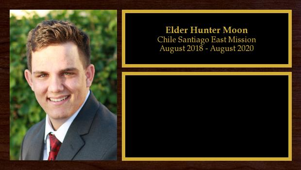 August 2018 to August 2020<br/>Elder Hunter Moon