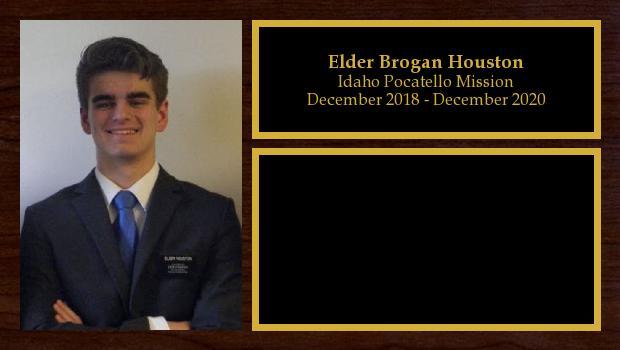 December 2018 to December 2020<br/>Elder Brogan Houston