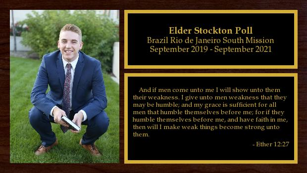 September 2019 to September 2021<br/>Elder Stockton Poll