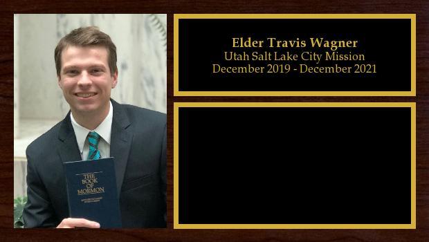 December 2019 to December 2021<br/>Elder Travis Wagner