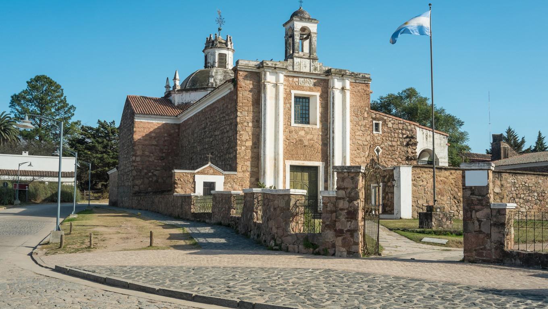 Heritage Jesuit estancia in Jesus Maria, Cordoba, Argentina