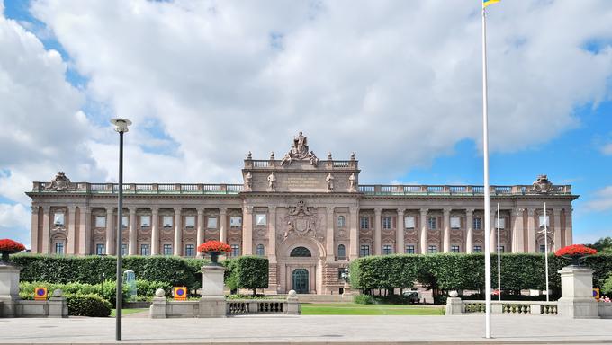 Stockholm, Riksdag