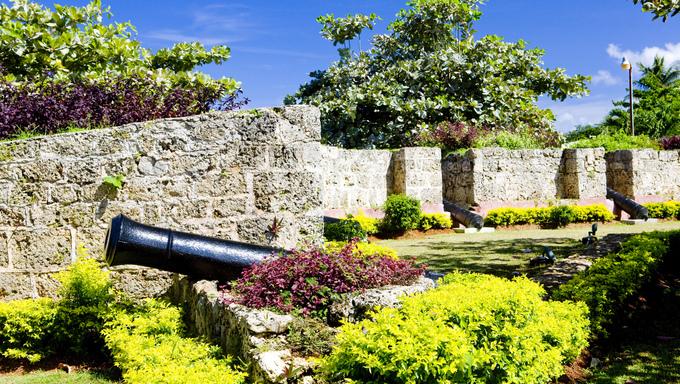 Fort Milford, Tobago