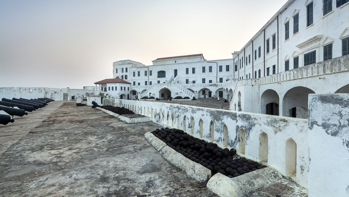 Cape Coast Castle, Ghana, West Africa