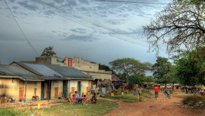 SorotiTown, Uganda - The Pearl of Africa
