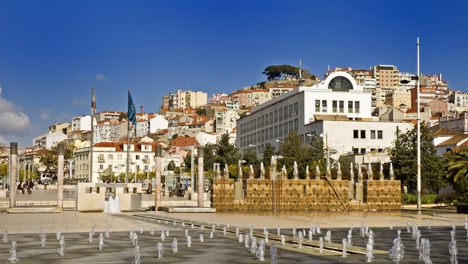The Captial of Portugal - Lisbon