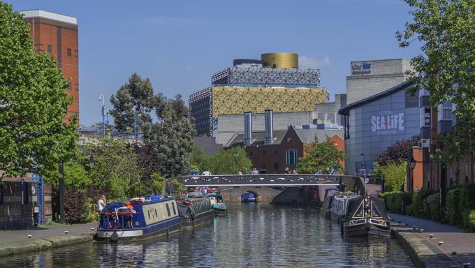 Birmingham Canal.