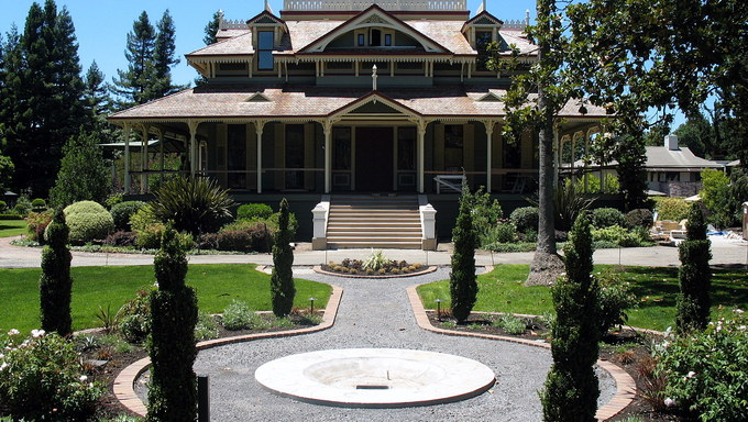 McDonald Mansion, 1015 McDonald Ave., Santa Rosa, CA