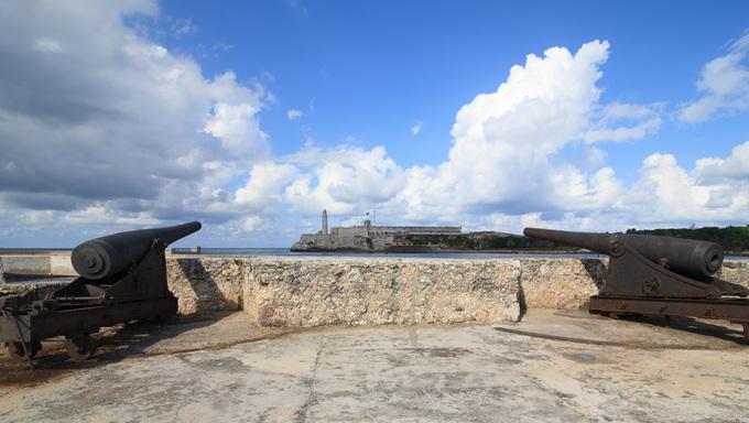 San Salvador de la Punta Fortress.