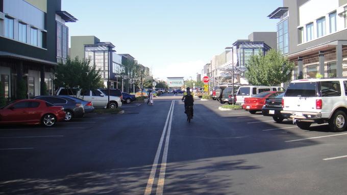 The San Tan mall in Gilbert
