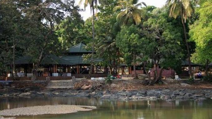 Eden Park in Freetown.