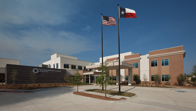 Texas Rehab Hospital of Fort Worth.