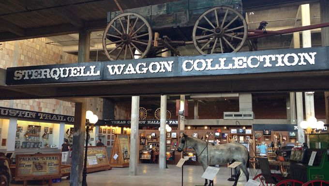Texas Cowboy Hall of Fame in Fort Worth.