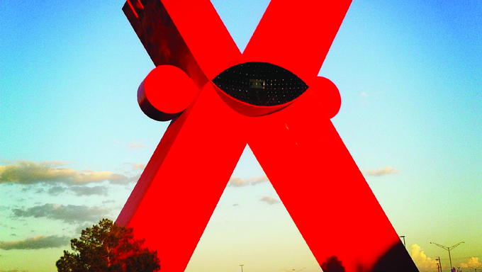 """La """"X"""" Ciudad Juarez"""
