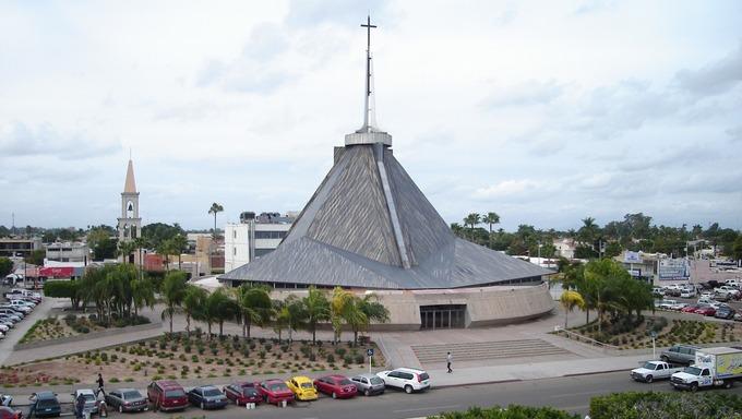 Catedral Ciudad Obregon