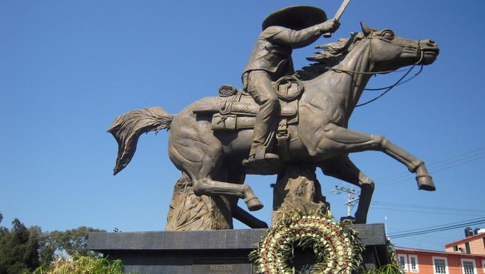 Monumento a Emiliano Zapata