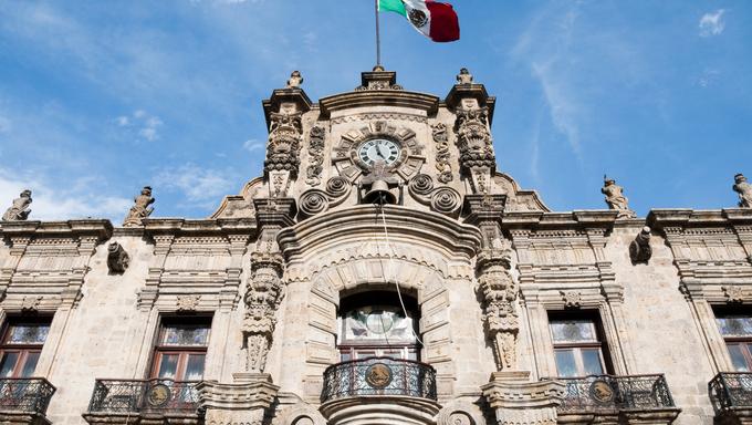 Edificio Gubernamental Guadalajara
