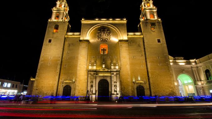 Catedral San Ildelfonso