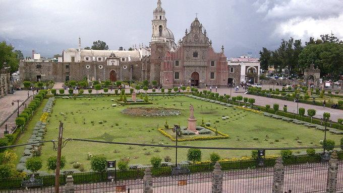 Iglesia de Chalco