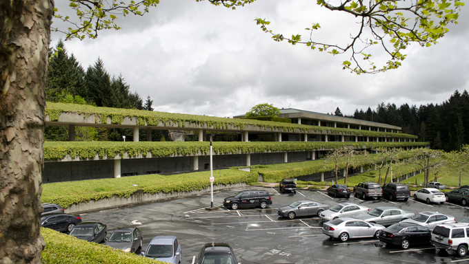Weyerhaeuser headquarters in Federal Way, Washington