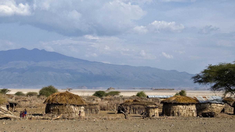 African village, Tanzania